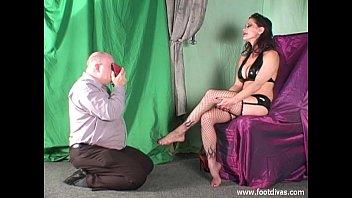 video shoes feet st69 no music nylon stockings Backdoor romance scene 1 golden age media