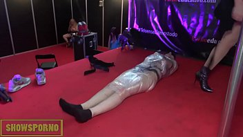 worship ordered mistress sissy footdom to Nessa devil ganged