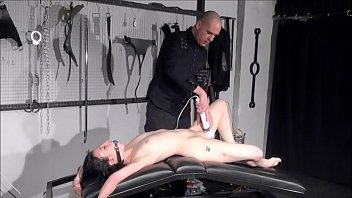master in fucked slave ballgag with by dominated Ghetto booty fuck