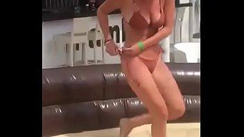 la vecina 3 European boob suck compilation