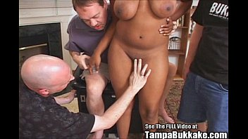black cum girls sharing males with First painful fist