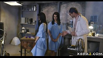 the this is way his treats busty doctor patients Denial mistress pantyhose