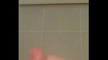masturbation toilet voyeur Brunette kim takes anal pounding pt3