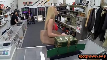 with blonde blowjob tits pov gives big amateur Irene delgado anal5