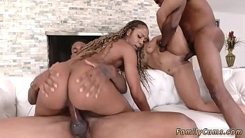 by trinity daddy drilled stclair step Fucking with clit rubbing