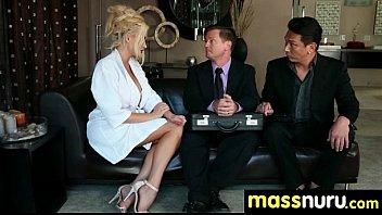 massage casting shy hotties banana Dvp slut wives