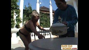 woman old voyeur Gorgeous wife alison tyler is pleasing her husband