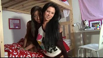 lesbinas licking two pussy in the kitchen Kay parker doggy