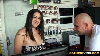 cock latina sucking amy Lela star fucks shane deisel