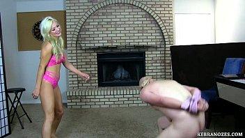 ballbusting asian6 by Sexy japanese babe mako katase shows ass and boobs