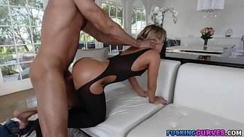 anal blonde big pov banged booty Home made with mom