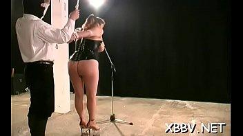 torture hucow udder Double vaginal aumtum