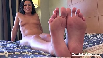 foot unwilling smelling Stepson fuck step mom