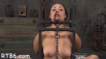 leather drunk in Sexy porn very hard boobs