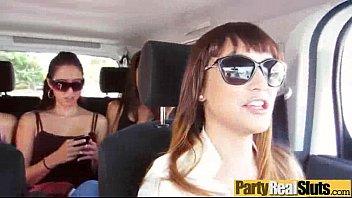 real gone amateur 31 slut party wild crazy parties girls college in Primero no queria