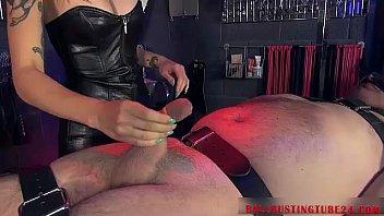 asian6 ballbusting by Japanesehidden cam massages