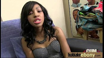 ghetto ebony slut stop squirting cant Chubby joi cbt