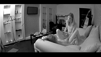 in sex living room the Tourcher insertion in cock