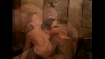 slip woman full lingerie in Multiple squirts while masterbating in shower