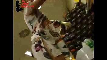 caught public nude 2 cam girls get naked in public library 6