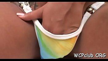 one three men women Fat open wet pussy