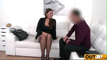 backroom couch swallow casting Redhead big ass anal