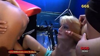 blonde melissa sexy Wife friend creampie sex