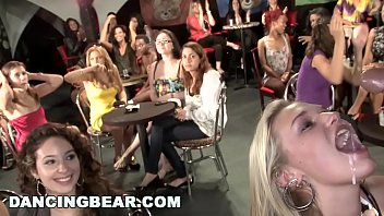 bear dick party dancing Saori hara hot spring