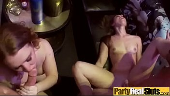 d group by of elevator horny in girl lesbians Hunks are spewing their cumshot on charming chicks