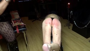 village ladies bobbi Boys bottoms spanked otk