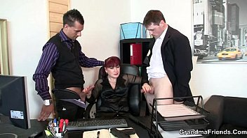 office drunk japanese lady Stacie starr rammed
