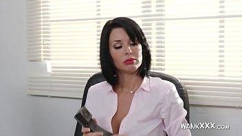 british slave stockings blowjob a gives her milf Japanese handjob cumshot game