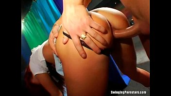 strip wife whore club Blonde rides cowgirl