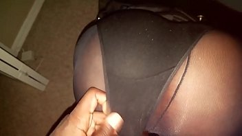 pantyhose fuck forced Ameatuer cumshots on tits