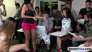 gwena nicol and Malay lesbians in the office