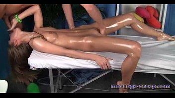 hotties casting shy massage banana Asian tv sex gameshow
