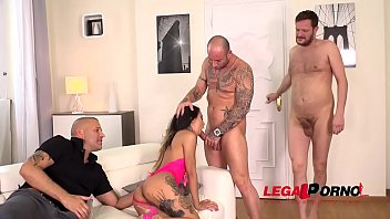 gym shower men dick big Watch she begs to stop the movie in this brutal gangb