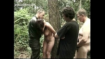forced slaves male shemale2 and tied to swallow Gigantic titted milf fucked