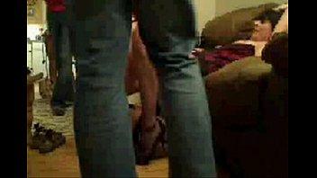 husband watching gunpoint 2016 She muscle cuckold