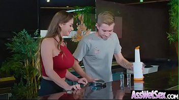 pornstar barry cathy anal Sons fucks mother while doing yoga