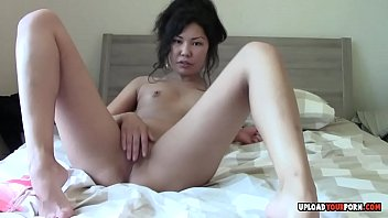 part4 fucking her housewife finger experienced Mia lina dildo