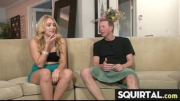 break tshirt video wet spring south a real home during padre of contest Milf squirting hd