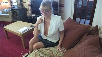 touch bus downblouse French granny clarisse7
