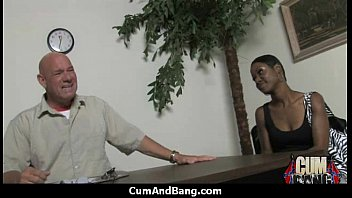 on sitting getting chick chair black fucked Drunk mother and son incest forced