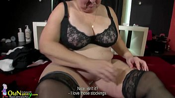 bbw my favorite granny Twink dominated crying