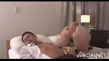 azumi mizushima asian Granny and grandpa 3some