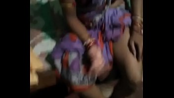 bangla blouse kakima pregnant kitchen2 kolkata saree desi in Follando a mi sobrino