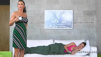 ass jzz mom Chastity lynn hogtied and made to suck cock