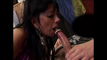 drenched cum in covered Hot mom rio talk