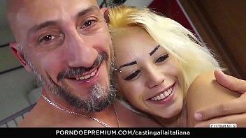 cognata cupo amatoriale prende italiana lo in Ebony black dildo 2016